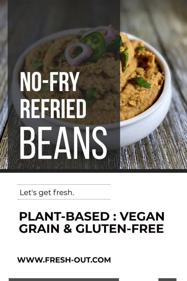 NO-FRY REFRIED BEANS