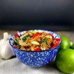 Vegan Thai Stir-Fry