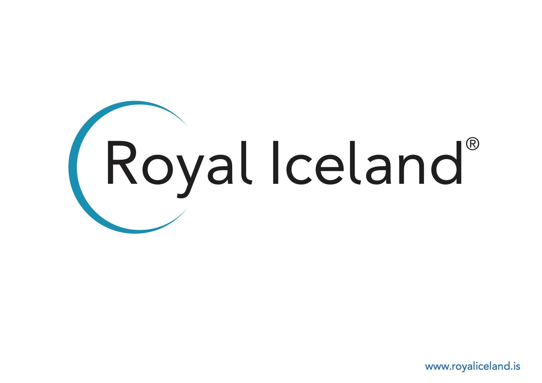 RI Royal Iceland logo