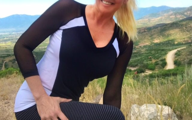 Finally! Workout clothes designed for women over 40!;workout clothes over 40