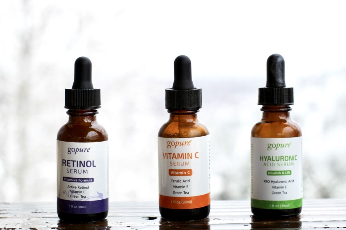 3 important skin serums for women over 40. Get great skin again!