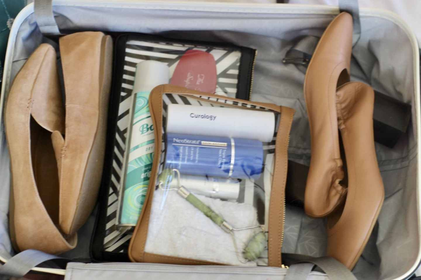 How to pack for Europe using the OTG247 organizational system to maximize what you have on board!