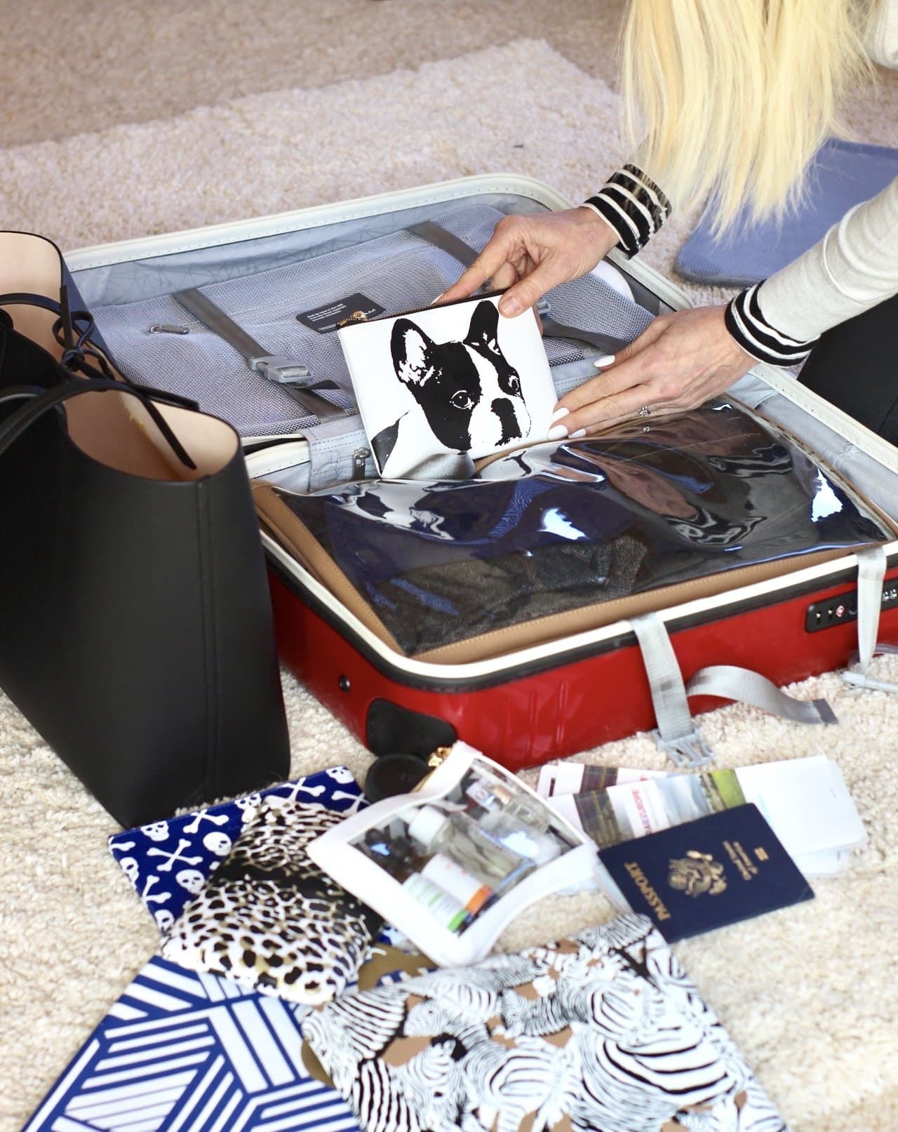 Organizer bags. The very best organizer bags for travel.