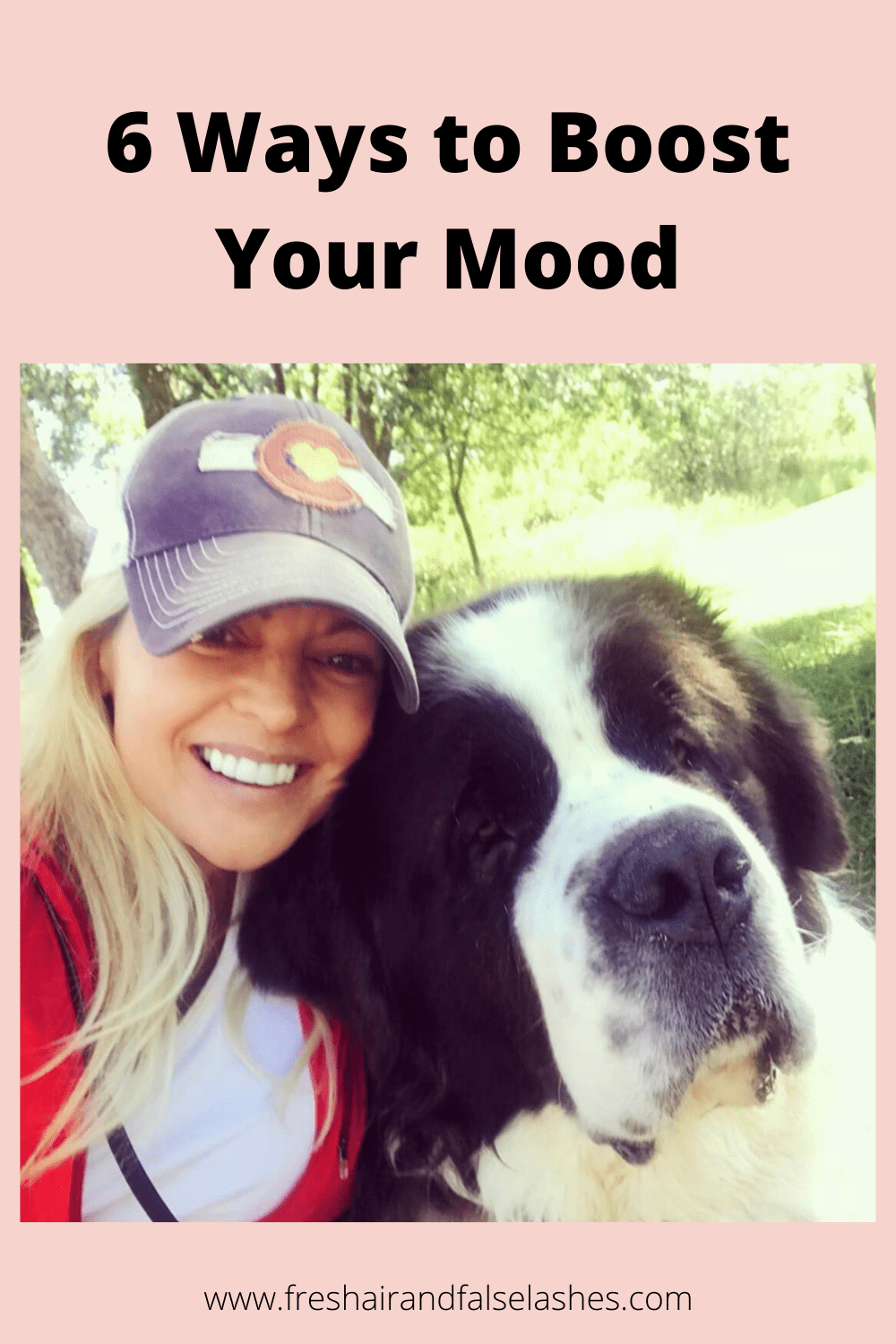 6 ways to boost your mood!