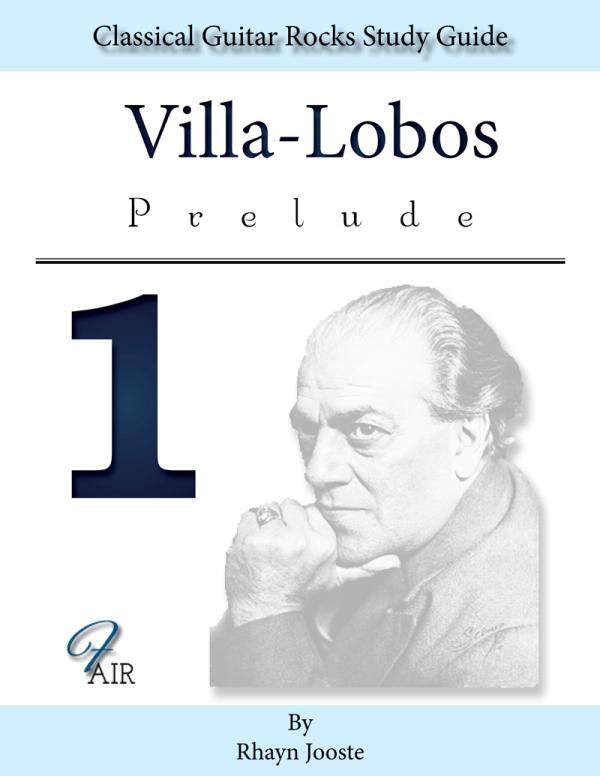 Prelude 1 (Villa-Lobos) Study Guide