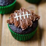 How To Make Football Cupcakes