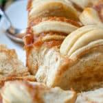 Apple Butter Pull-Apart Bread