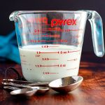 Homemade Buttermilk: Learn how to make buttermilk in your own kitchen-- you only need 2 ingredients!