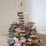 David Hammons installation