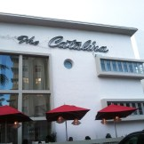 The Catalina (along Collins Avenue)