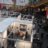FIAC: Exhibition space in Grand Palais