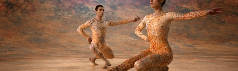 Alla Kovgan Channels Merce Cunningham in 3D