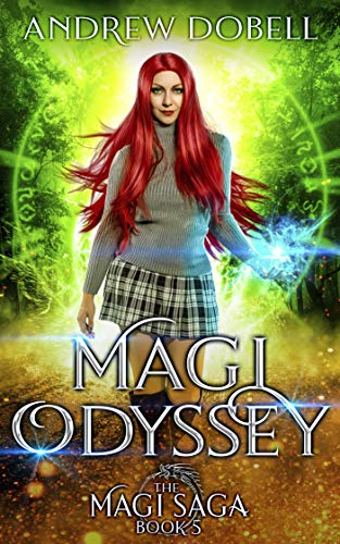 New Release! Get Book 5 of the Magi Saga
