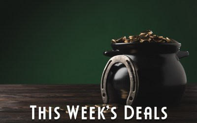 Fresh Book Deals March 18, 2020
