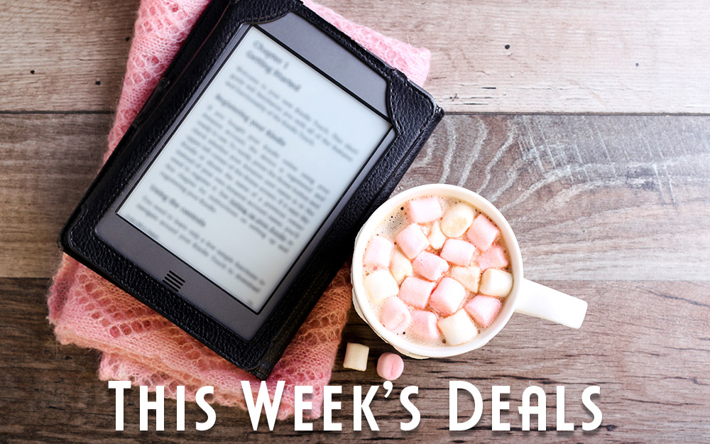 Fresh Book Deals for October 21, 2020