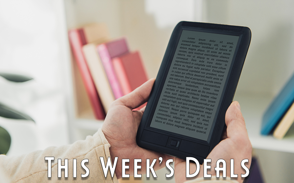 Fresh Book Deals for November 11, 2020