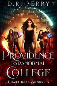 Providence Paranormal College ebook cover