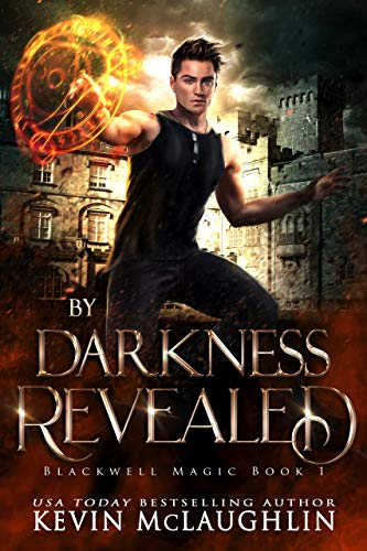 Start the newest urban fantasy series by Kevin McLaughlin!