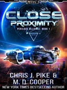 Close Proximity ebook cover