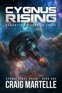 Cygnus Rising ebook cover
