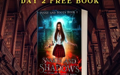 Back to School Day 2: Get Snakes and Shadows for Free!