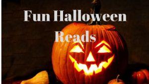 Fun Halloween reads banner