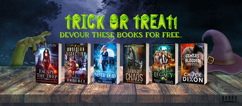 Trick or Treat! Celebrate Halloween with LMBPN and Fresh Book Deals!