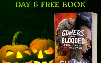 Trick or Treat Day 6: Get Gomers & Blooded for FREE!