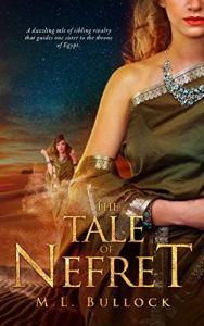 Tale of Nefret e-book cover