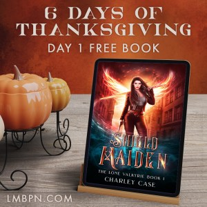 Shield Maiden giveaway banner