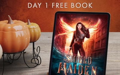 Bountiful Book Giveaway: Day 1 – Shield Maiden