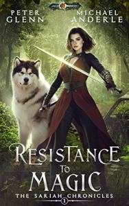 Resistance to Magic e-book cover