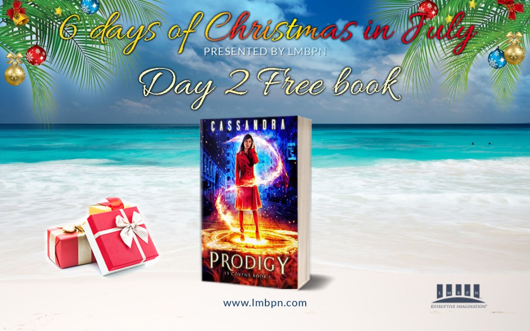 6 Days of Christmas in July Day 2: Get Prodigy for FREE!
