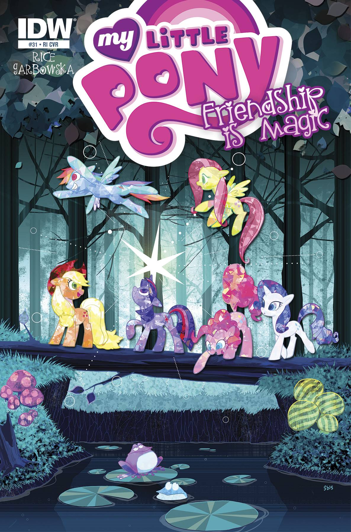 My Little Pony Friendship Is Magic #31 (10 Copy Cover