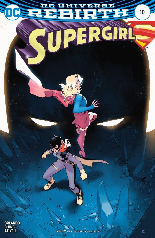 Supergirl #10 Variant Cover Fresh Comics