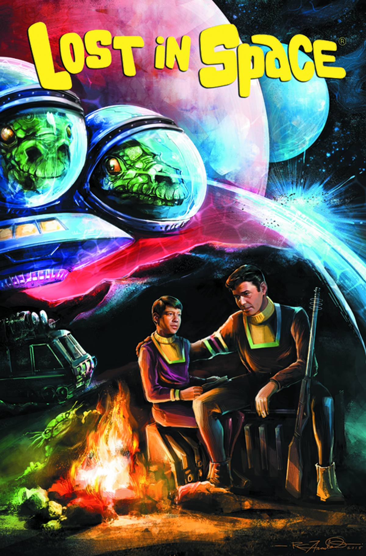 Lost In Space 1 10 Copy Cover