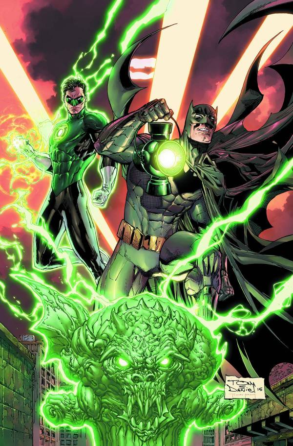 Batman #44 Green Lantern 75th Anniversary Cover Fresh Comics