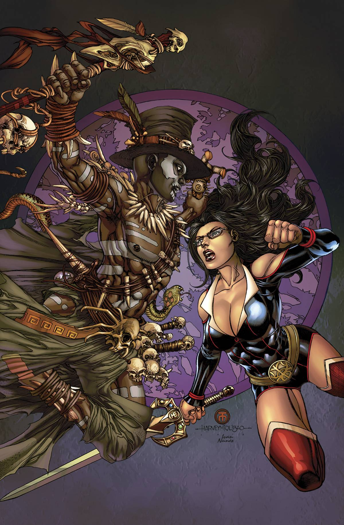 Grimm Fairy Tales 114 Tolibao Cover