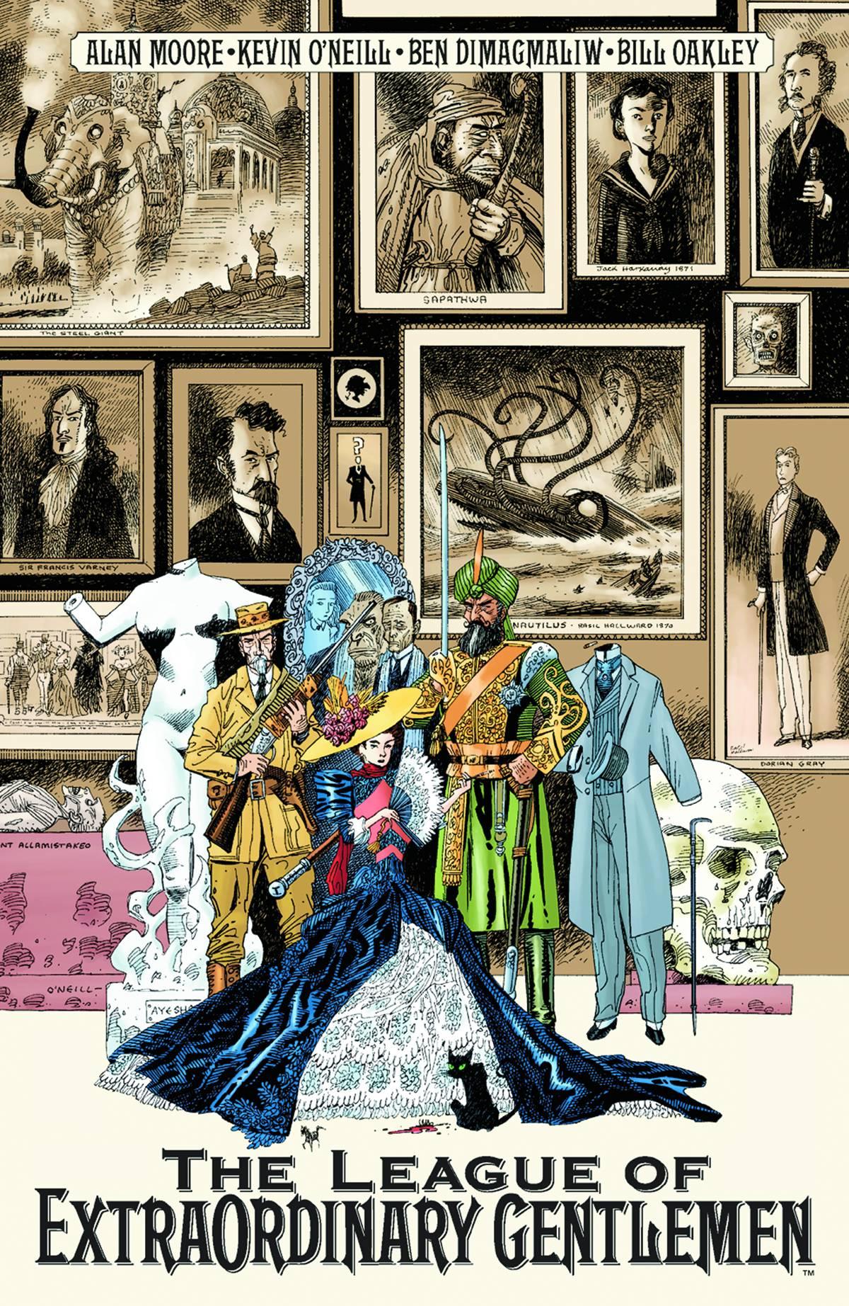 The League of Extraordinary Gentlemen   Fresh Comics