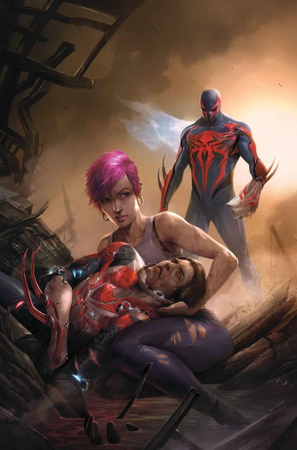 Spider-man 2099 #25 Fresh Comics