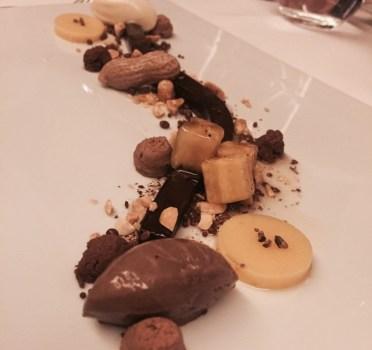 Chocolate e Banana