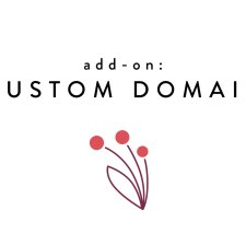 Custom Domain Name Add