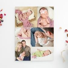 Newborn Birth Announcements