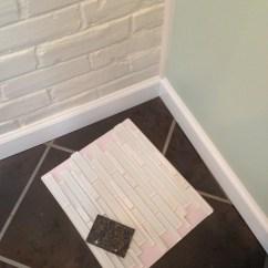 Johnsonite Chair Rail Tie Dye Bean Bag Laminate Flooring Match Wall Color