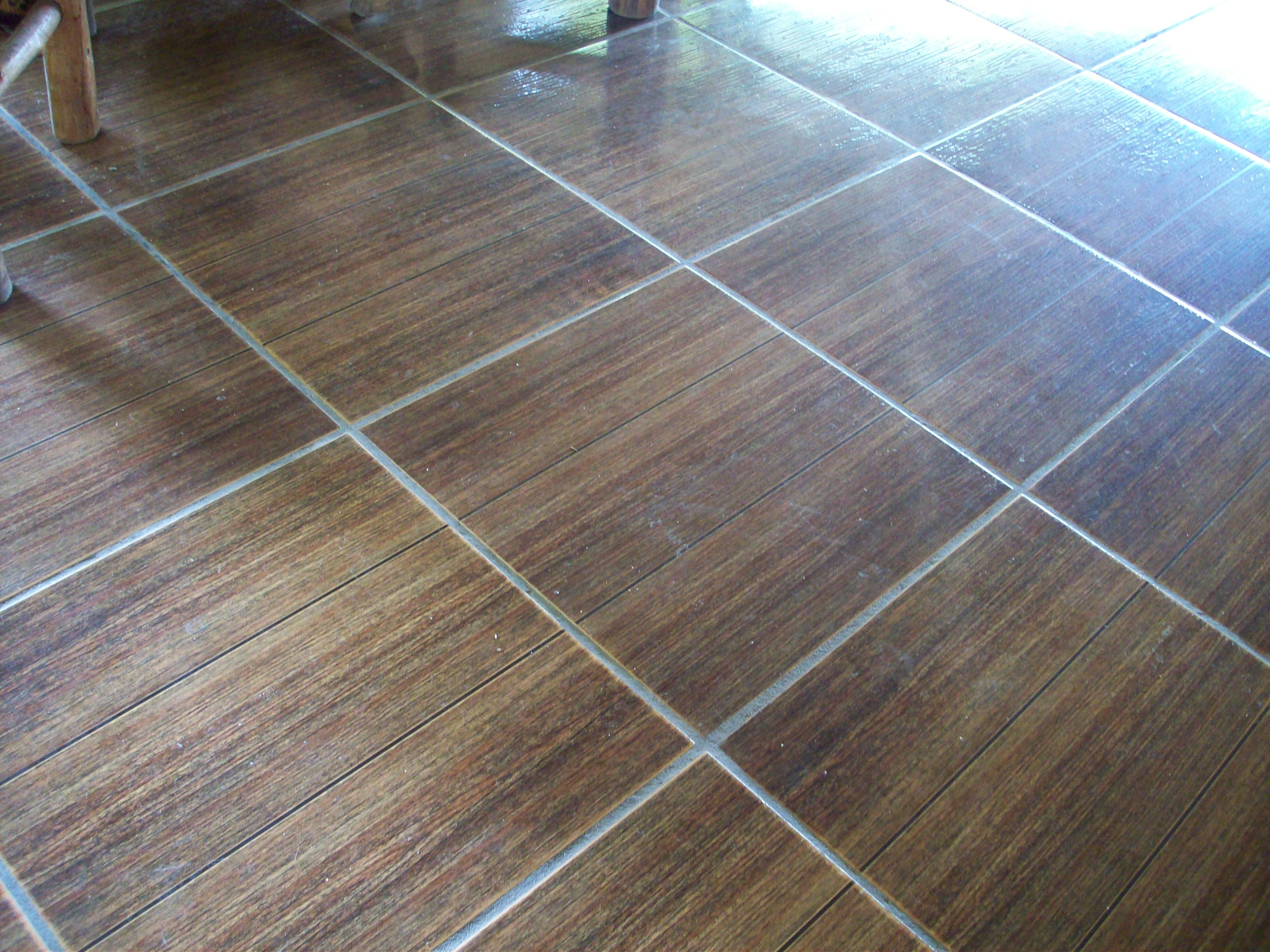 creative or crap faux wood tile