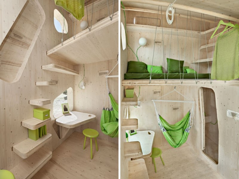 1 Bedroom Apartments Under 500 With Bunk Bed and Small Concept