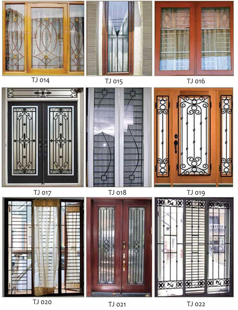 Modern Window Grill Design Catalogue 2020