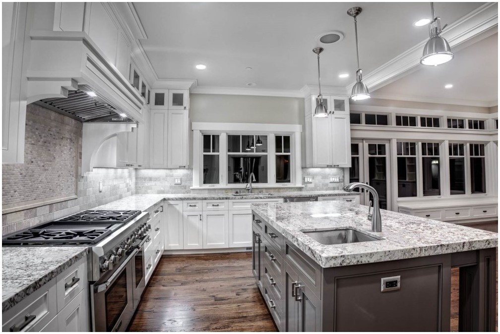 White Cabinets And Black Hardware Pictures