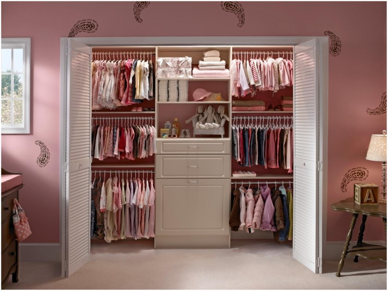 Best Door For Large Closet Opening