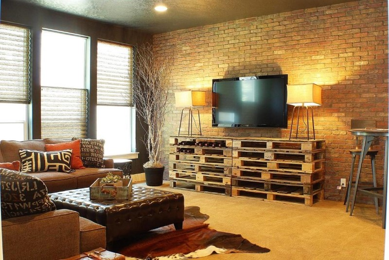 Contemporary and Fashionable Decorating Modern Brick Boundary Wall Designs